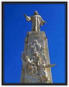 Sagrado Corazón de Jesús - Cerro de los Ángeles - Getafe