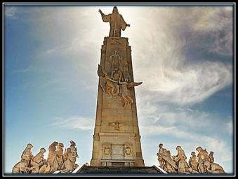Sagrado Corazón de Jesús - Cerro de los Ángeles