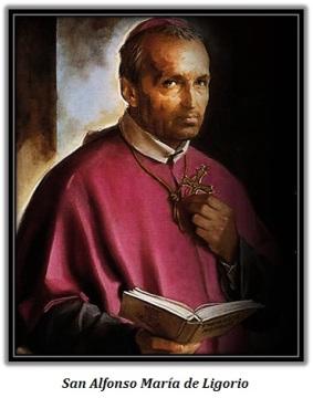 San Alfonso Mª de Ligorio - libro