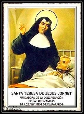 Santa Teresa de Jesús Jornet