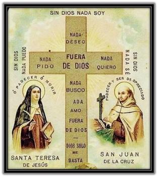 Santa Teresa de Jesús - San Juan de la Cruz
