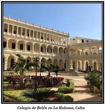 Colegio de Belén en La Habana, Cuba