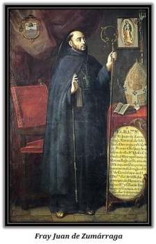Fray Juan de Zumárraga