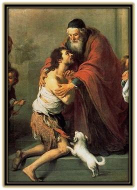 La Misericordia de Dios - el hijo pródigo
