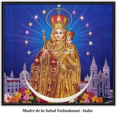 Madre de la Salud Vailankanni - India