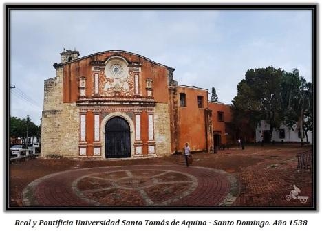 Real y Pontificia Universidad Santo Tomás de Aquino