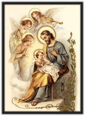 San José - Niño Jesús - Ángeles