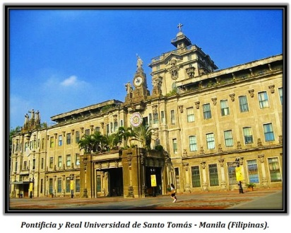 Universidad de Santo Tomás - Manila (Filipinas)