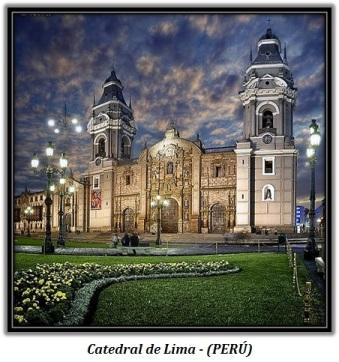 Catedral de Lima - Perú