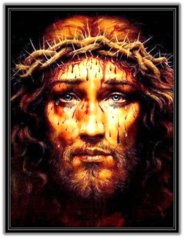Imagen del rostro de Jesús