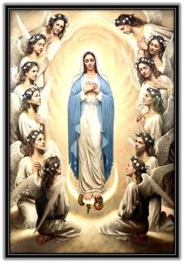 Inmaculada y Ángeles