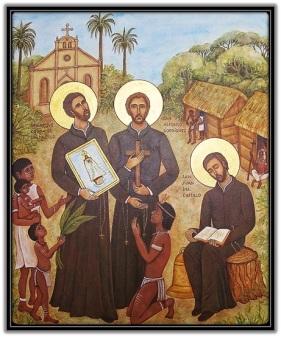 Misioneros españoles