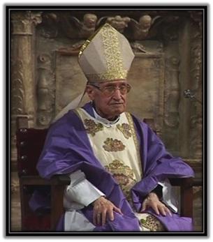 Obispo Damián Iguacén Borau