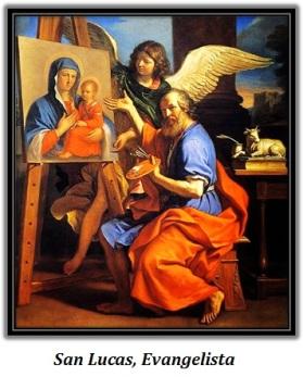 San Lucas - Evangelista