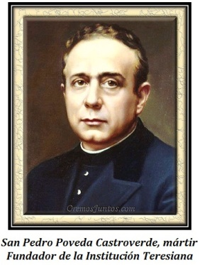 San Pedro Poveda - Mártir