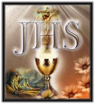 Santa Eucaristía JHS