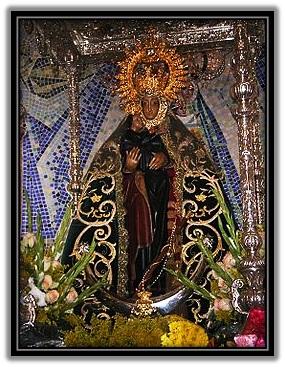 Santísima Virgen de Mar - Almería