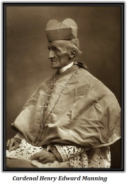 Cardenal Henry Edward Manning