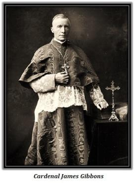 Cardenal James Gibbons