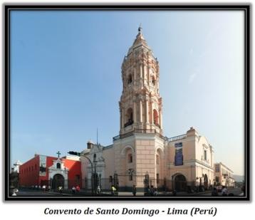 Convento de Santo Domingo - Lima (Perú)