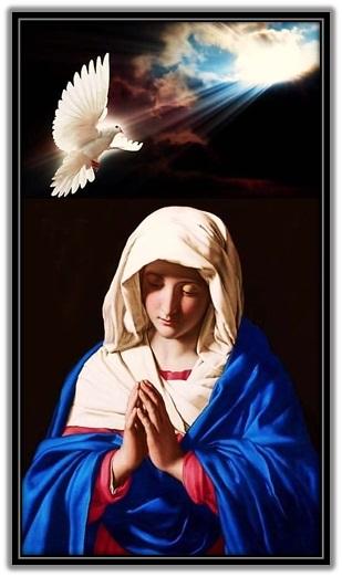 Espíritu Santo y María