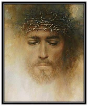 Imagen rostro de Jesús