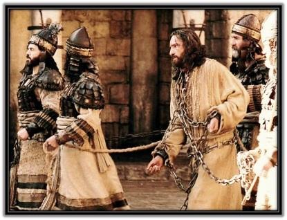 Jesús encadenado