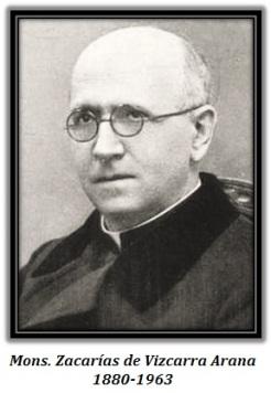 Mons. Zacarías de Vizcarra Arana