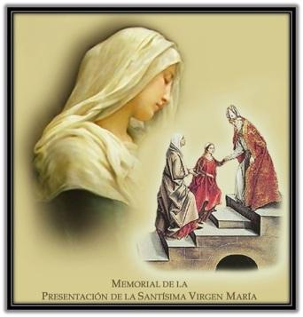 Presentación de la Santísima Virgen María