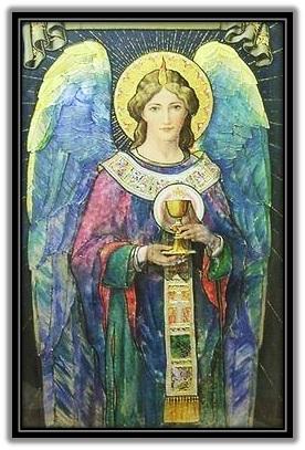Santo Ángel Eucaristico