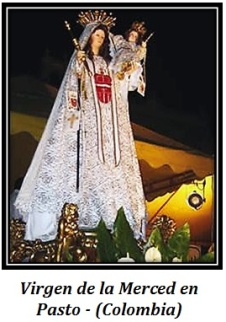 Virgen de la Merced - Pasto (Colombia)