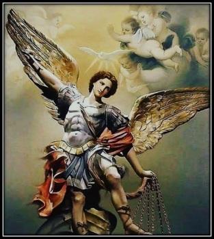 Arcangel Miguel - Espíritu Santo