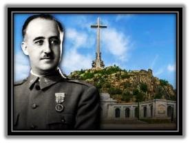 Franco y el Valle de los Caídos