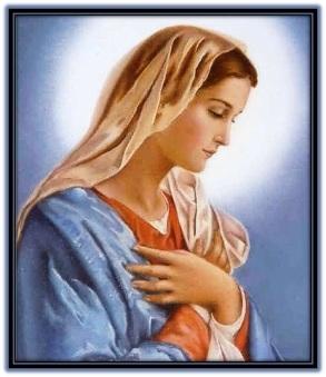 La humildad de María