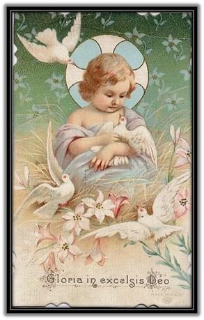 Niño Jesús - Gloria in excelsis Deo