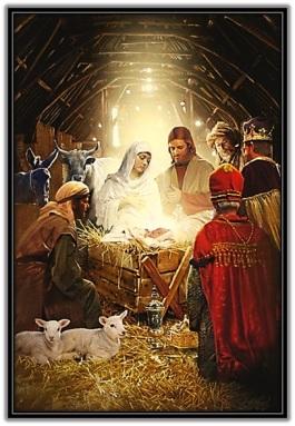 Sagrada Familia - Reyes Magos - Pastor