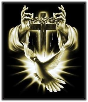 Espiritu Santo - Cruz - Corona de espinas