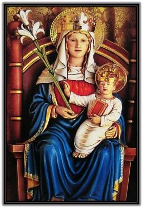 Nuestra Señora de Walsingham - INGLATERRA