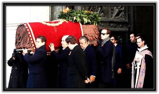 Exhumación de Franco y Padre Cantera