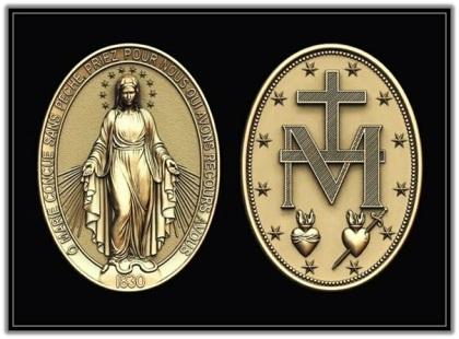 Medalla de la Milagrosa