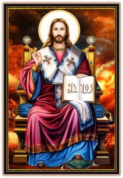 Cristo Rey del Universo - A - W