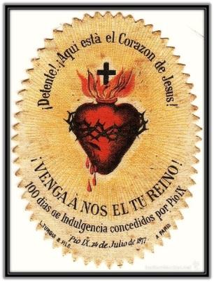 Detente - Indulgencia Pío IX