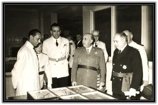 Franco y el pogreso de España