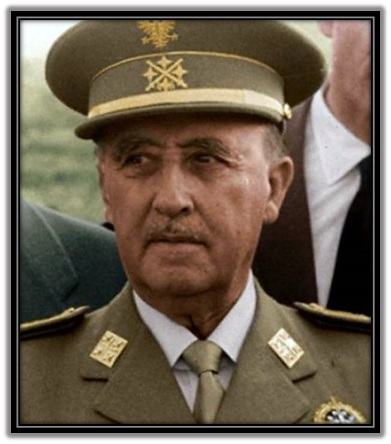 Generalísimo Francisco Franco Bahamonde
