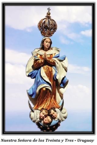 Nuestra Señora de los Treinta y Tres ▬ Uruguay