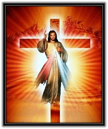 Jesús de la Misericordia y Cruz