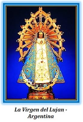 La Virgen del Lujan - Argentina