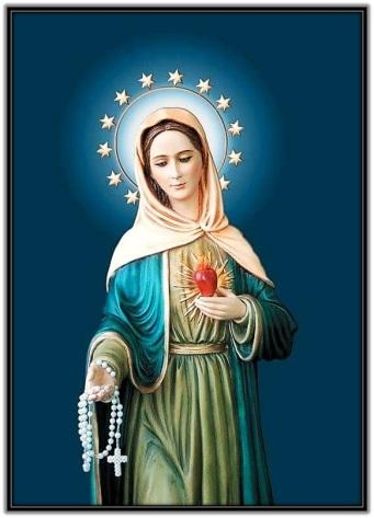 Llama de Amor del Inmaculado Corazón de María - HUNGRÍA