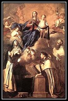 Nuestra Señora del Monte Carmelo y San Simón Stock