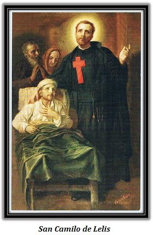 San Camilo de Lelis